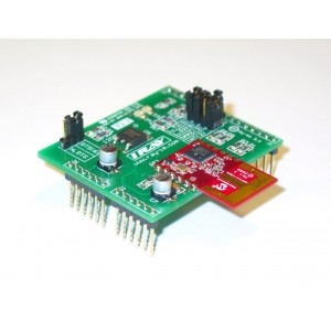 Shield for Arduino MRF24J40MA