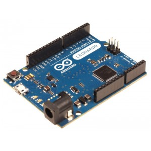 Arduino Leonardo (+headers)