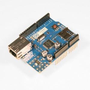 Arduino ETH Shield Rev3 SIN PoE