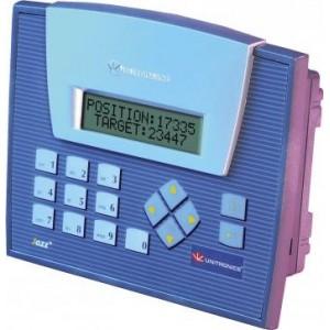 Micro PLC con teclado y pantalla