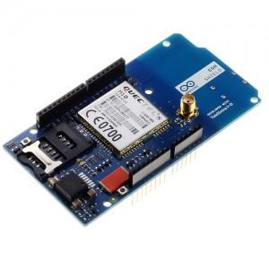 Arduino GSM Shield (conector antena)